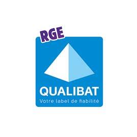 Logo certification Qualibat