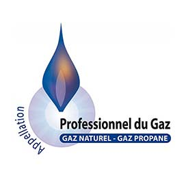 Logo certification Qualigaz