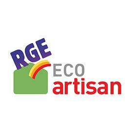 Logo certification RGE ECO Artisan
